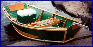 Don Hill Custom Drift Boat Plans